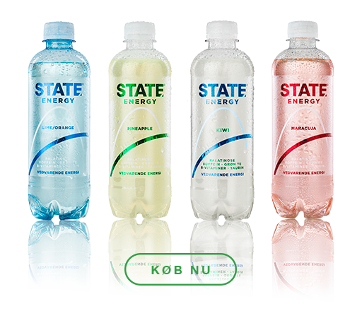 STATE ENERGY i fire varianter