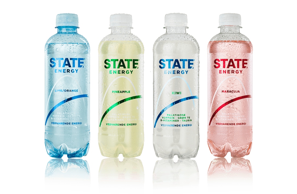 STATE i fire varianter